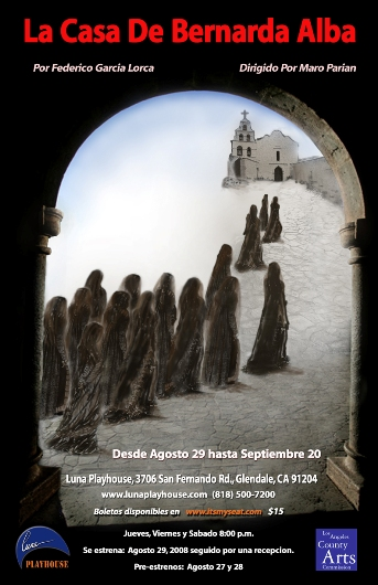 """house bernarda alba essay questions The house of bernarda alba is the story of a woman whose in his essay """"religion in the rural audience guide."""